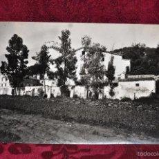 Fotografía antigua: ANTIGUA FOTOGRAFIA DE ARBUCIES (GIRONA). AÑOS 50. TORRE DE CAN BLANCH. Lote 57777669