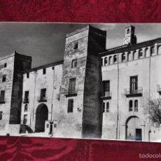 Fotografía antigua: ANTIGUA FOTOGRAFIA DE ALBAIDA (VALENCIA). AÑOS 50. PALACIO DE LOS MARQUESES. Lote 57864425
