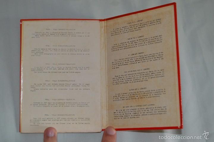 Fotografía antigua: Libro con 17 fotografías de GENOVA a todo color - Años 50 - GENOVA - RICORDO - REMEMBER - SOUVENIR - Foto 6 - 58114064