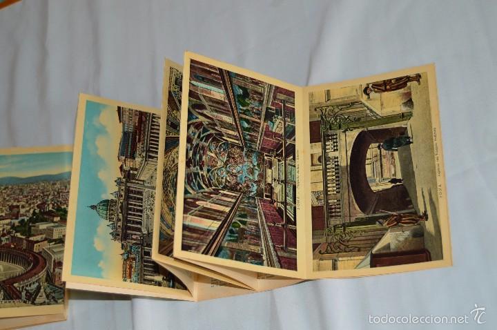 Fotografía antigua: Libro con 32 fotografías de Roma a todo color - Años 50 - ROMA 32 VERDUTE A COLORI, PARTE I - Foto 6 - 58114127