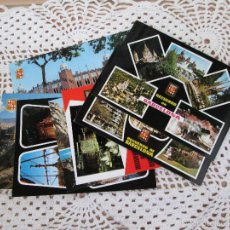Alte Fotografie - Lote de 7 postales antiguas de Barcelona - 58571452