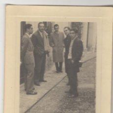 Fotografía antigua: FOTOGRAFIA ANTIGUA FOTO DE AMIGOS AÑOS 60 FOTO BELEZA. Lote 60605083