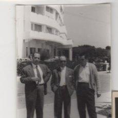 Fotografía antigua: FOTOGRAFIA ANTIGUA FOTO AÑOS 60 SITGES HOTEL TORREMAR. Lote 60605287