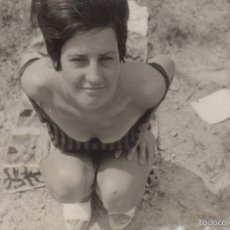 Fotografía antigua: FOTOGRAFIA ANTIGUA EROTICA AÑOS 60. Lote 60994351
