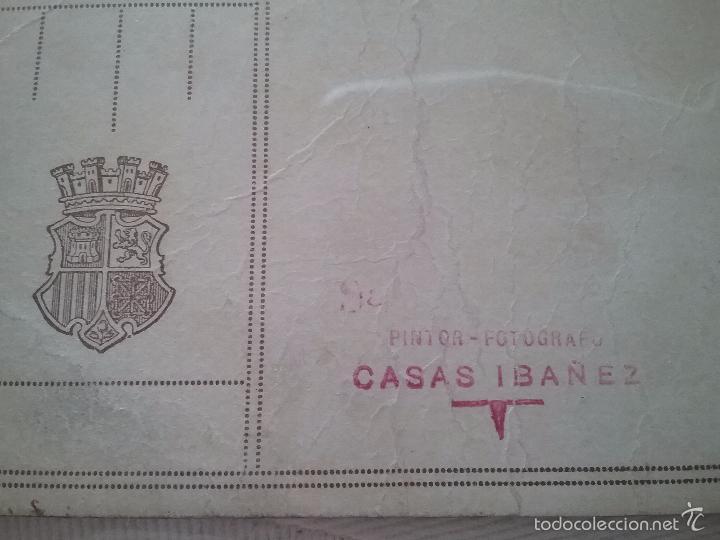 Fotografía antigua: Casas ibañez. Albacete. Virgen de la Cabeza - Foto 2 - 61258235