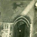 Fotografía antigua: TERUEL TRIBUNA CATEDRAL. Lote 61356533