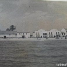 Fotografía antigua: ANTIGUA POSTAL - SALVADOR DE VENDRELL - EDICIÓN GÜIXERES - ESCRITA - 1951. Lote 61740832