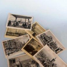 Fotografía antigua: 8 POSTALES ANTIGUAS VALENCIA AÑOS 1930 CURIOSAS NUEVAS #PV-R. Lote 61773692