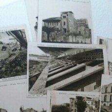 Fotografía antigua: ANTIGUAS LÁMINAS OVIEDO 1937. Lote 61953571