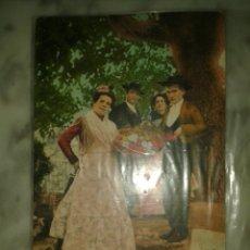 Fotografía antigua: TARJETA POSTAL UNIÓN UNIVERSAL DE CORREOS. Lote 61956746