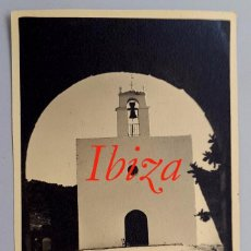 Fotografia antiga: IBIZA - EIVISSA - POSTAL FOTOGRÁFICA - 1940'S - FOTOGRAFIA VIÑETS Nº 131. Lote 61981428