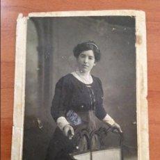 Fotografía antigua: TARJETA POSTAL ROCA. TETUÁN 20, MADRID. EXPOSICION INTERNACIONAL DE BRUSELAS 1912. Lote 62255632