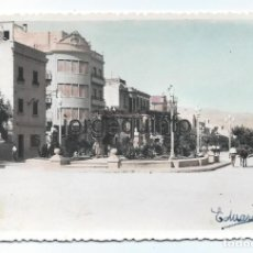 Fotografía antigua: FOTOGRAFÍA. CIEZA, MURCIA. FOTÓGRAFO PASCUAL NICOLÁS. 10 JULIO 1955.. Lote 66448278