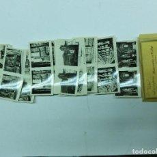 Fotografía antigua: COLECCION DE FOTOGRAFIAS DEL MONASTERIO DE POBLET 15 FOTOS . Lote 66888858