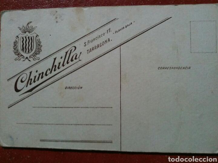 Fotografía antigua: Foto Postal Albúmina Sobre Cartón de Bebé en estudio PP.S.XX - Foto 2 - 66889666