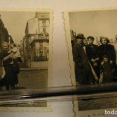Fotografía antigua: ANTIGUA FOTO FOTOGRAFIA VALENCIA AÑOS 50 ESTACION DEL NORTE RENFE. Lote 67048266