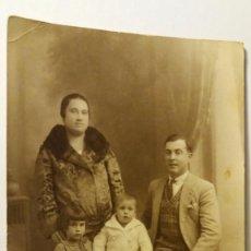 Fotografía antigua: ANTIGUA TARJETA POSTAL FOTOGRAFICA ORIGINAL, AÑOS 30/40. Lote 67343365
