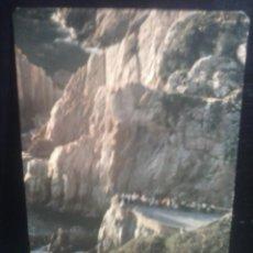 Fotografía antigua: TARJETA POSTAL - LA QUEBRADA - ACAPULCO .. Lote 70522853