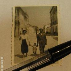 Fotografía antigua: ANTIGUA FOTO FOTOGRAFIA VALENCIA RURAL PUEBLO VALENCIANO AÑOS 40 - 50 (17). Lote 72927607