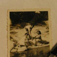 Fotografía antigua: ANTIGUA FOTO FOTOGRAFIA VALENCIA RURAL PUEBLO VALENCIANO AÑOS 40 - 50 (17). Lote 72928327