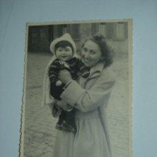 Fotografía antigua: FOTO, TARJETA POSTAL AÑOS 20-30.. Lote 73651687