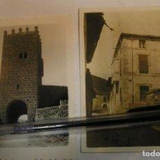 Fotografía antigua: ANTIGUA FOTO FOTOGRAFIA LOTE DE 2 FOTOS (17). Lote 74270183