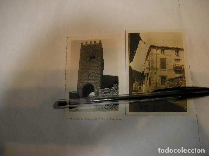 Fotografía antigua: antigua foto fotografia lote de 2 fotos (17) - Foto 2 - 74270183
