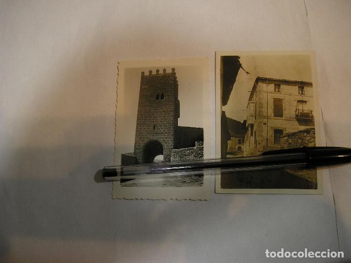 Fotografía antigua: antigua foto fotografia lote de 2 fotos (17) - Foto 3 - 74270183