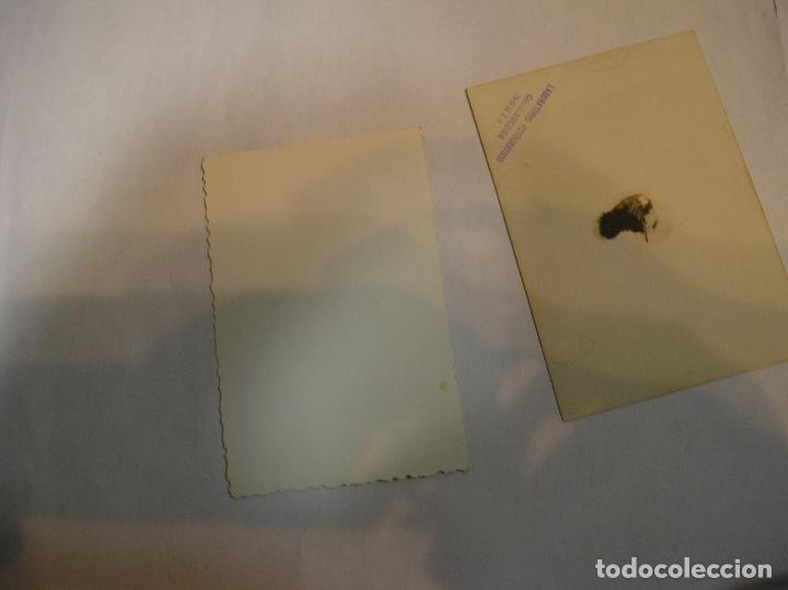 Fotografía antigua: antigua foto fotografia lote de 2 fotos (17) - Foto 4 - 74270183