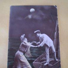 Fotografía antigua: ANTIGUA POSTAL FOTOGRAFICA - 1908 - UNION POSTAL UNIVERSAL - ESCRITA. Lote 75207399