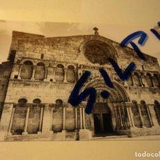 Alte Fotografie - foto postal de soria fachada principal santo tome ed. sicilia 15 x 10 cm - 75456267