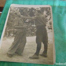 Fotografía antigua: FOTO FOTOGRAFIA MILITARES SOLDADOS PELEANDO CORDOBA 1937. Lote 79934709