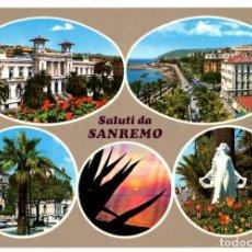 Fotografía antigua: ITALIA - SANREMO . Lote 80657226