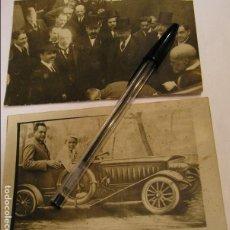 Fotografía antigua: ANTIGUA TARJETA POSTAL LOTE DE 2 POSTALES 1900 - 1920 (17). Lote 80782334