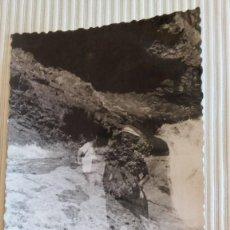 Fotografía antigua: FOTOGRAFIA ANTIGUA - FOTO SUPERPUESTA AÑOS 60. Lote 83419100