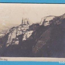 Alte Fotografie - LES CASTELLASSES. SANT LLORENÇ DE MUNT. BARCELONA, 1915 - 84351000
