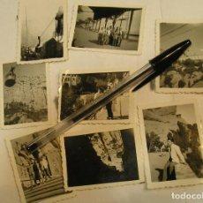 Fotografía antigua: FOTO FOTOGRAFIA MONTSERRAT AÑOS 40 ,VER FOTO A FOTO (17). Lote 85467760