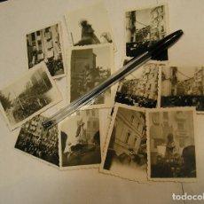 Fotografía antigua: FOTO FOTOGRAFIA VIRGEN DE LOS DESAMPARADOS PROCESION AÑOS 40 ,VER FOTO A FOTO (17). Lote 85467840