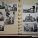 Fotografía antigua: ÁLBUM CON 80 FOTOS ANTIGUAS DE BADAJOZ, CÁCERES Y SALAMANCA. AÑOS 50 60. 900 GR. Lote 87134200