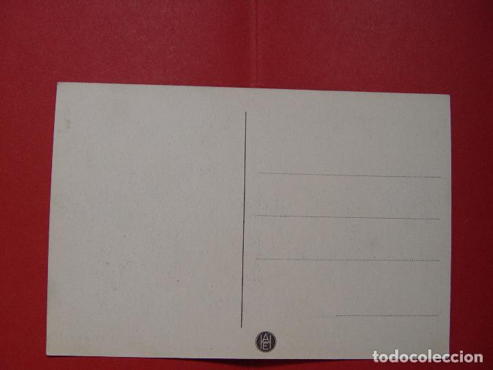Fotografía antigua: Tarjeta postal (1930's) MADRID. Colegio Calasancio (Portillo) ¡Sin circular! ¡Original! - Foto 2 - 90053640