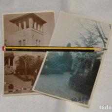Fotografía antigua: LOTE DE 2 FOTOGRAFÍAS POSTALES ANTIGUAS - SIN CIRCULAR - RONDA - MÁLAGA - AÑOS 30 - HAZME UNA OFERTA. Lote 90336268