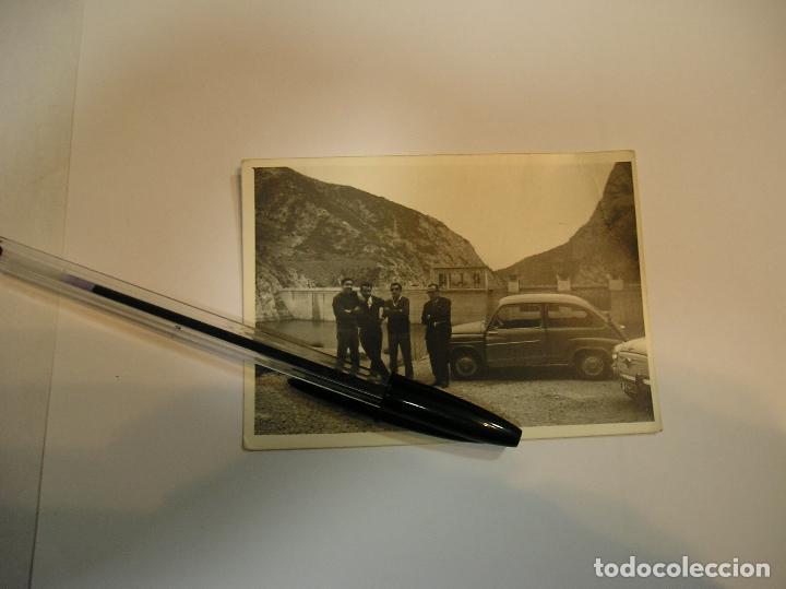 Fotografía antigua: 1 ANTIGUA FOTO FOTOGRAFIA COCHE SEAT 600 AÑOS 70 (17) - Foto 3 - 91638280