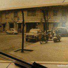Fotografía antigua: 1 ANTIGUA FOTO FOTOGRAFIA COCHE (17). Lote 92293775