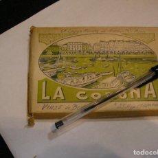 Fotografía antigua: POSTAL POSTALES LA CORUÑA BLOC DE 34 POSTALES LA CORUÑA - ROISIN AÑOS 40 FOTOS HOJA A HOJA (17). Lote 92294215