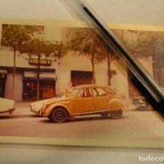 Fotografía antigua: 1 ANTIGUA FOTO FOTOGRAFIA COCHE (17). Lote 92294640