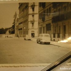 Fotografía antigua: 1 ANTIGUA FOTO FOTOGRAFIA COCHE (17). Lote 92294895