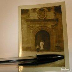 Fotografía antigua: ANTIGUA FOTO FOTOGRAFIA PUEBLO ESPAÑOL - BARCELONA 1934 (17). Lote 92868645