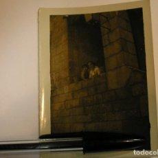 Fotografía antigua: ANTIGUA FOTO FOTOGRAFIA PUEBLO ESPAÑOL - BARCELONA 1934 (17). Lote 92868700