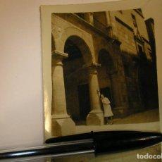 Fotografía antigua: ANTIGUA FOTO FOTOGRAFIA PUEBLO ESPAÑOL - BARCELONA 1934 (17). Lote 92868935