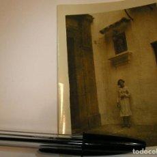 Fotografía antigua: ANTIGUA FOTO FOTOGRAFIA PUEBLO ESPAÑOL - BARCELONA 1934 (17). Lote 92868980